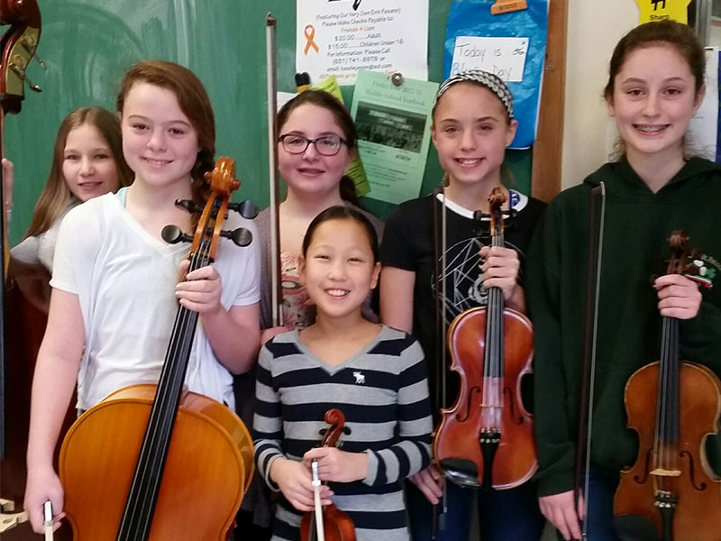 Showcasing Talents at String Festival