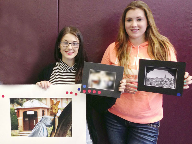 "Artists Shine at SWRHS <span class=""small"">(more)</span>"
