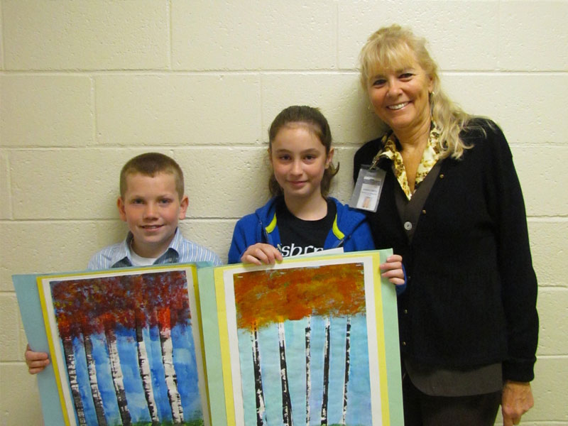 "Students Recognized by Art Teachers Association <span class=""small"">(more)</span>"