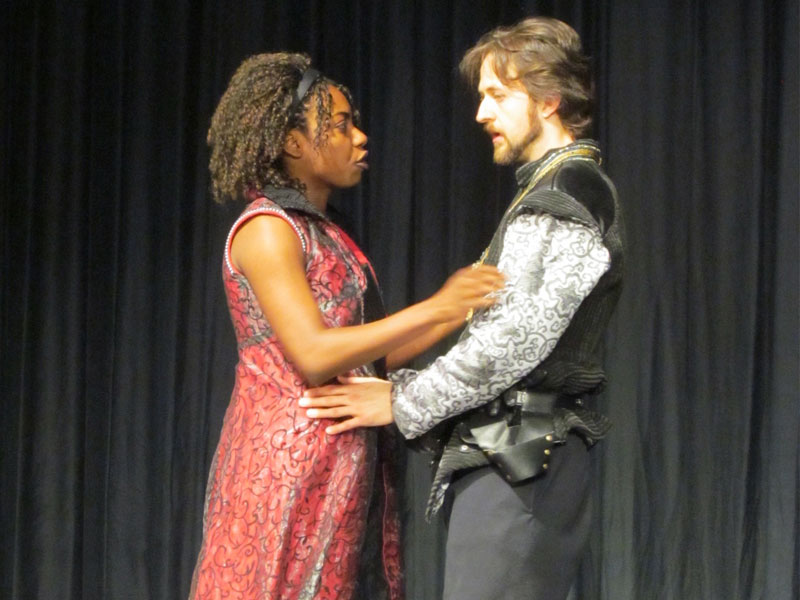 "'Macbeth' Brought to Life <span class=""small"">(more)</span>"