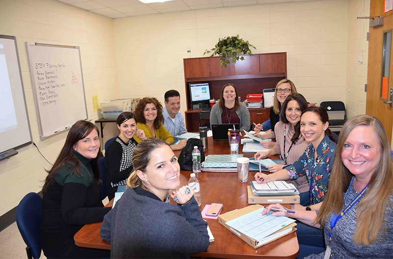 Systematic STEM skills for Shoreham-Wading River elementary...