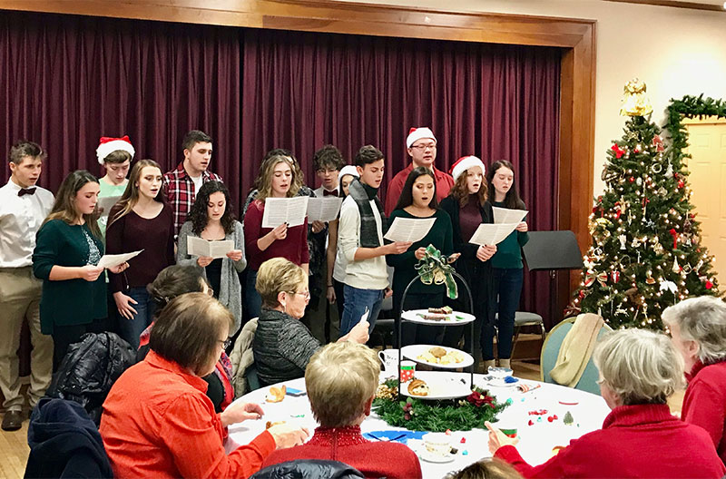 Student-musicians share a few holiday favorites