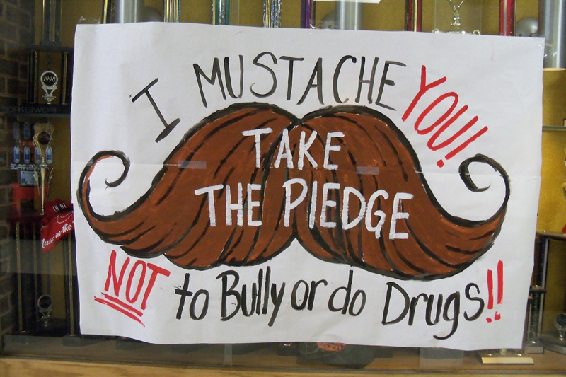Students Unite Against Drugs and Bullying