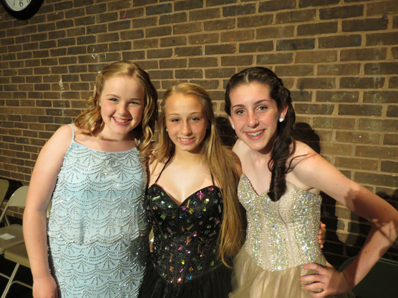 Eighth-Graders Celebrated