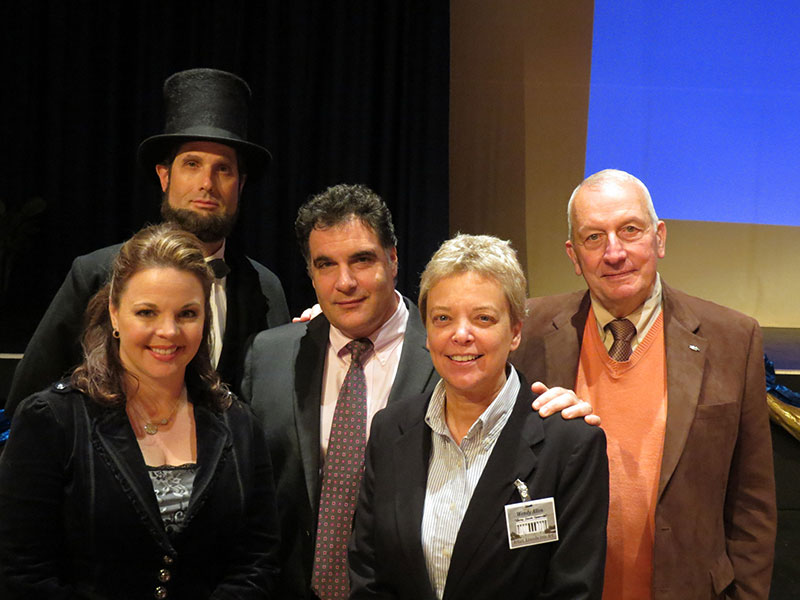 Students Explore the Life of Lincoln at Symposium