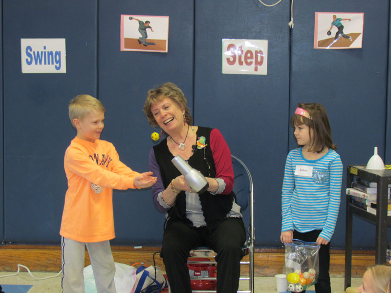 "Briarcliff Students Dazzled by Science <span class=""small"">(more)</span>"