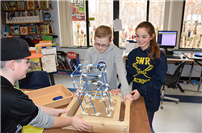 Prodell students shake things up with STEM earthquake lesson photo