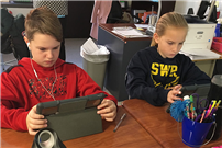 Application of STEM principles for Wading River students photo