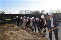 SWR breaks ground on upcoming middle school projects photo