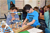 Prodell students shake things up with STEM earthquake lesson photo 2