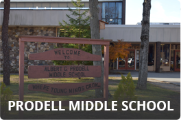 Prodell Middle School Image